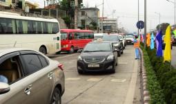 Hàng trăm người vây trạm BOT ở Quảng Ninh để phản đối