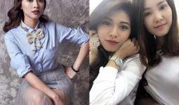 """""""Hội chị em"""" toàn mỹ nhân nổi tiếng của BTV Ngọc Trinh"""
