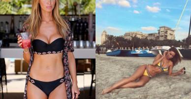 Lauren Pope – Nữ DJ nghiện bikini xẻ ngực, khoét hông