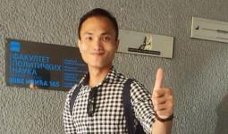 Trò chuyện với nam du học sinh Việt duy nhất tại Serbia: Thèm được nói một câu tiếng Việt