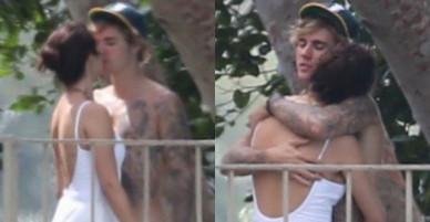 Mặc kệ thị phi showbiz, vòng tay Justin chính là vùng trời bình yên của Selena