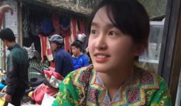 Dân mạng rủ nhau lên Sapa tìm thiếu nữ bán cơm lam, trứng gà nướng xinh đẹp