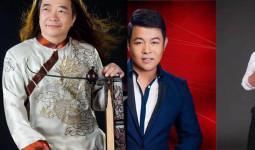 Quang Lê lần đầu thử sức hát nhạc đỏ cùng Trọng Tấn