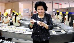 Phạm Thị Huân - 'Nữ hoàng' trứng gia cầm Việt | baotintuc.vn