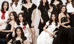 Dàn người đẹp The Face Vietnam đã rủ nhau diện đồ đen, trắng chụp ảnh thời trang