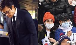 Hiếm ai được như Lee Min Jung, sẵn sàng tha thứ cho Lee Byung Hun dù chồng đi gạ tình
