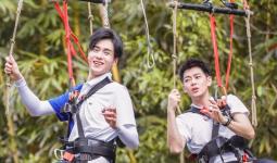 Hồ Nhất Thiên, Lâm Chí Dĩnh và Hùng Tử Kỳ cùng hợp tác khiến fan lụi tim trong show thực tế mới
