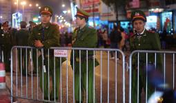 700 cảnh sát bảo vệ lễ dâng sao giải hạn ở chùa Phúc Khánh