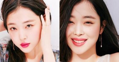 Gái hư xứ Hàn quyến rũ trong loạt ảnh mừng tuổi 24