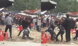 Nam thanh niên bị truy sát tại lễ hội