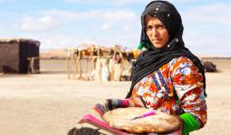 Ghé thăm sa mạc Sahara để thưởng thức món 'pizza nướng bằng cát' tuyệt hảo