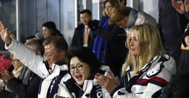 Ivanka Trump được đánh giá hơn hẳn Phó tổng thống Mỹ vì hành động này tại Olympic
