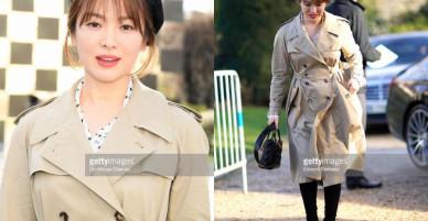 """""""Lão hóa ngược"""" là có thật: Song Joong Ki lấy vợ nhưng nhìn lúc nào cũng trẻ như học sinh"""