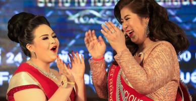 Khi nhan sắc của những cô nàng ngoại cỡ được tôn vinh: Cuộc thi nhằm chọn ra hoa hậu có phẩm chất giống loài voi nhất