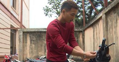 Nhóm bạn tù chuyên trộm xe máy trong đêm mưa rét