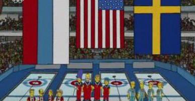 Lại một lần nữa, bộ phim Gia đình Simpson đoán đúng được kết quả Olympic mùa đông 2018 từ cách đây 8 năm