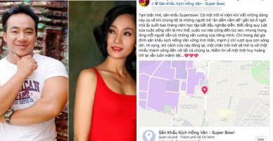 Sao Việt xót xa khi NSND Hồng Vân phải đóng cửa sân khấu kịch vì thua lỗ