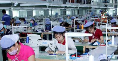 Các doanh nghiệp Bình Phước đang cần 30.000 lao động phổ thông