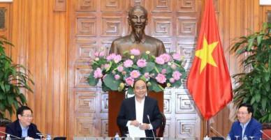 Thủ tướng Nguyễn Xuân Phúc: Phát triển hạ tầng để nâng cao đời sống nhân dân
