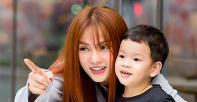 Thu Thủy: Tôi nuôi con một mình vui hơn khi sống bên chồng cũ