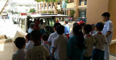 Đồng Nai tạm dừng Đề án Sữa học đường sau vụ trên 70 học sinh nhập viện