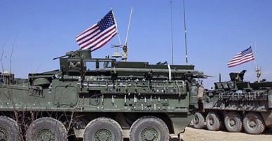Mỹ điều động thêm hàng trăm binh sĩ, lập 20 căn cứ quân sự ở Syria