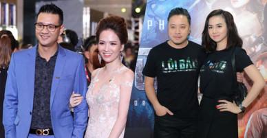 Những cặp vợ chồng đạo diễn - diễn viên của showbiz Việt