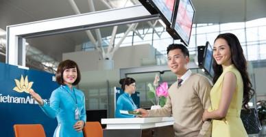 Vietnam Airlines tăng chuyến từ TP Hồ Chí Minh đi Singapore, Đài Bắc