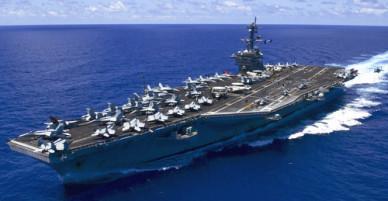 Đà Nẵng họp báo về việc đón tàu sân bay Mỹ