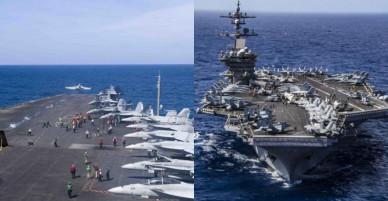 Tàu sân bay Mỹ tới Đà Nẵng có mang theo vũ khí hạt nhân?
