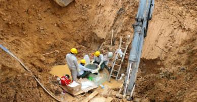 9 cựu cán bộ bị cáo buộc tắc trách khiến 18 lần vỡ ống nước sông Đà