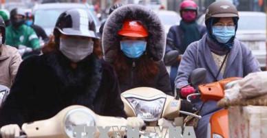 Thời tiết 8/3: Đón gió mùa Đông Bắc mạnh, Bắc Bộ chìm trong mưa lạnh