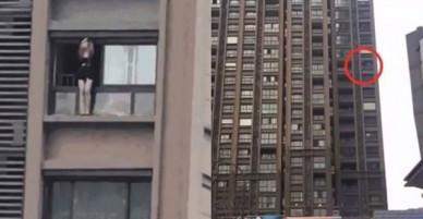 Bị khán giả thách thức, nữ MC Hàn Quốc nhảy lầu tự tử từ tầng 8 trong khi đang livestream