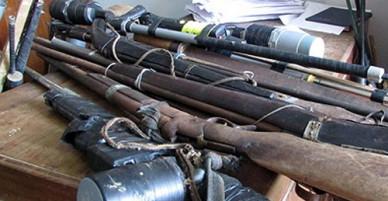 Trúng 7 viên đạn trong cuộc ẩu đả ở vùng quê