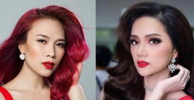 Mỹ Tâm đích thân bình chọn cho Hương Giang trong cuộc thi Hoa hậu chuyển giới