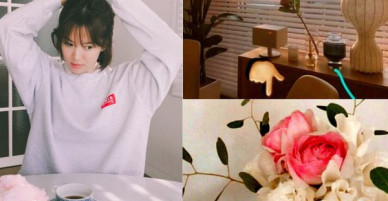 Bên trong tổ ấm Song Joong Ki - Song Hye Kyo: Nội thất tinh tế toàn hàng hiệu cùng sắc trắng tinh khôi