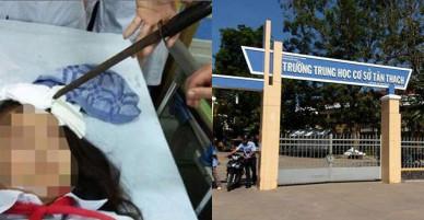 Cô giáo phải quỳ gối, bị bóp cổ: Đạo đức học đường đang rơi vào bế tắc!