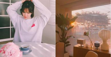 Đột nhập tổ ấm xa hoa của Song Hye Kyo và Song Joong Ki