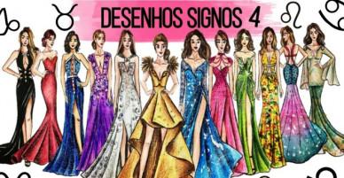 Những mẫu váy dạ hội lộng lẫy cho 12 chòm sao