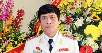 Cựu cục trưởng phòng chống tội phạm công nghệ cao bị khởi tố