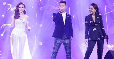 Khán giả Hà Nội vỡ oà khi Ưng Hoàng Phúc tái hợp Thu Thuỷ, Phạm Quỳnh Anh