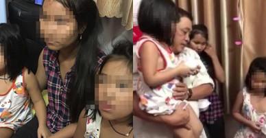 Lộ diện nghi can bắt cóc chị em bé gái ở Sài Gòn