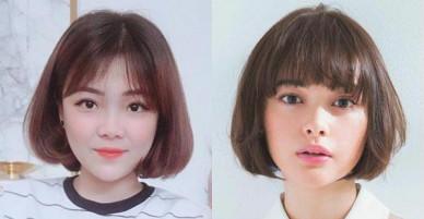 Mùa hè sắp đến, nàng nên cắt ngay các kiểu tóc ngắn cực kỳ dễ thương, trẻ trung này