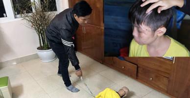 Ông bố hành hạ con trai 10 tuổi bị khởi tố thêm tội danh