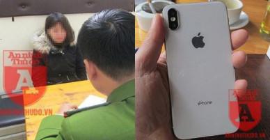 """Chuyện chưa kể vụ nữ học viên y tế lừa tráo điện thoại """"xịn"""" bị bắt"""