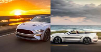 """Ford Mustang phiên bản California Special: Chiếc mui trần """"vạn người mê"""""""
