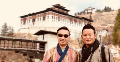 Bhutan - vương quốc của chó hoang và niềm tin hạnh phúc