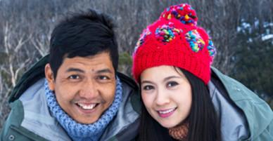 10 năm bên nhau của vợ chồng Thanh Thúy - Đức Thịnh