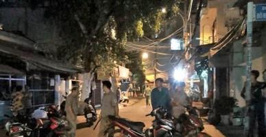 Trích xuất camera truy tìm hung thủ nổ súng bắn người ở Tân Phú