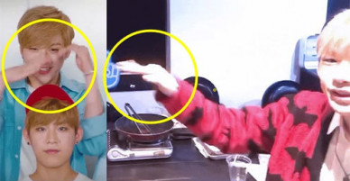 Kang Daniel có đôi bàn tay dẻo như bún